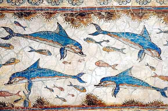 Fresco of Dolph...